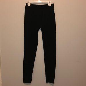 Pants - Grey and Black fleece legging bundle